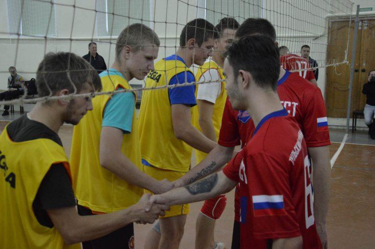 Региональный турнир по волейболу