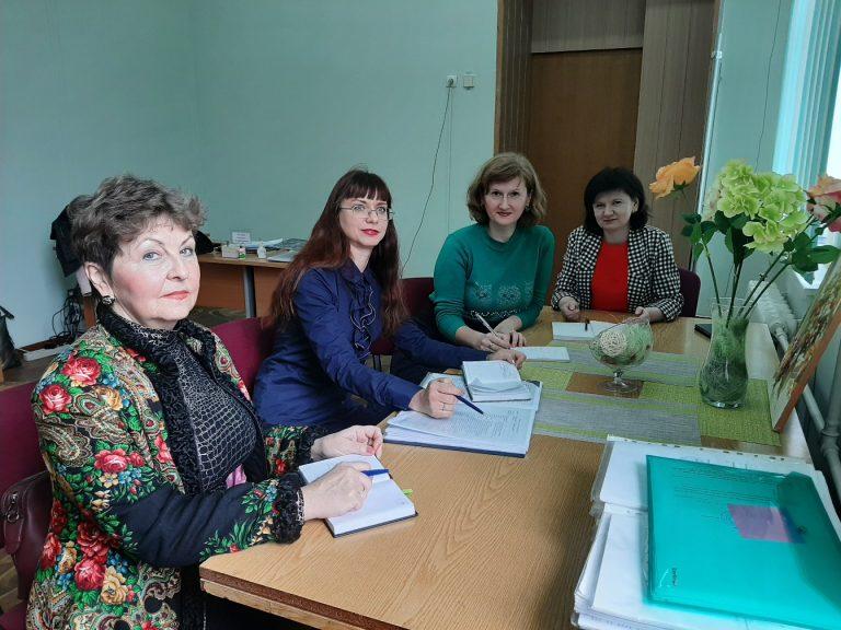 Встреча по вопросам организации и проведения профориентационных мероприятий