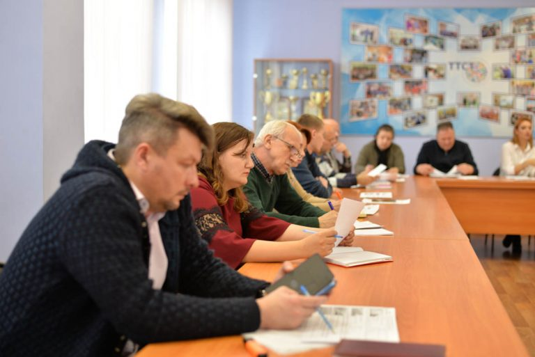 Организационное совещание, посвященное участию команды Тульской области в V Национальном чемпионате «Абилимпикс»