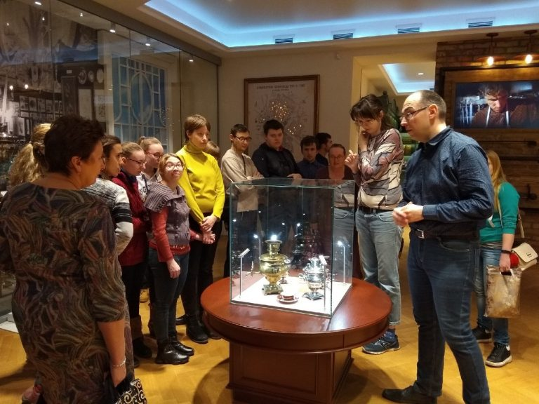 Экскурсия в музей «Тульские самовары»